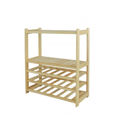 Regał drewniany LS3-2-3