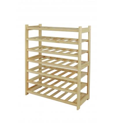 Regał drewniany LS3-0-7