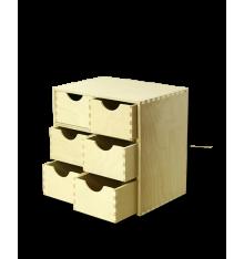 Skrzynka drewniana SSK-2K